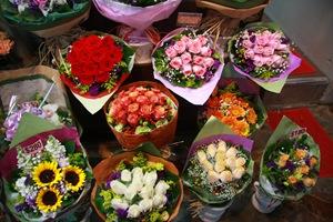 ดอกไม้ ร้านดอกไม้