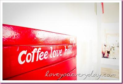 Coffee Love Hill