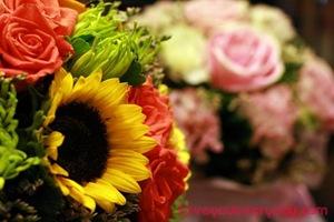 ซื้อดอกไม้ ที่ปากคลองตลาด
