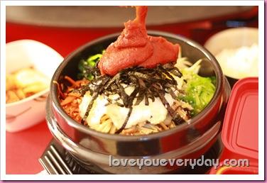 บิบิมบับ : 비빔밥 ข้าวยำเกาหลี ทำเองได้