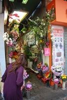 ร้านดอกไม้ที่ฮ่องกง
