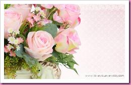 Wallpaper ดอกไม้หวานๆ